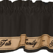 country village exclusive annalee faith family friends valance