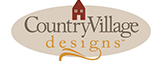 Country Village Designs logo