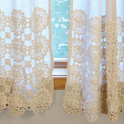 Heirloom Lace Panel Exclusive Country Village Designs