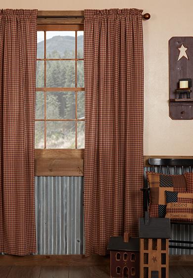 Americana Curtains /& Valances